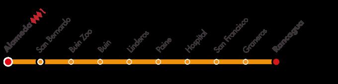 metrotren rancagua
